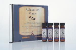 Executive Magic aromatherapy products